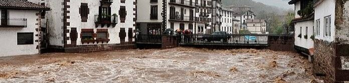 Inundaciones; cómo afectan a las truchas