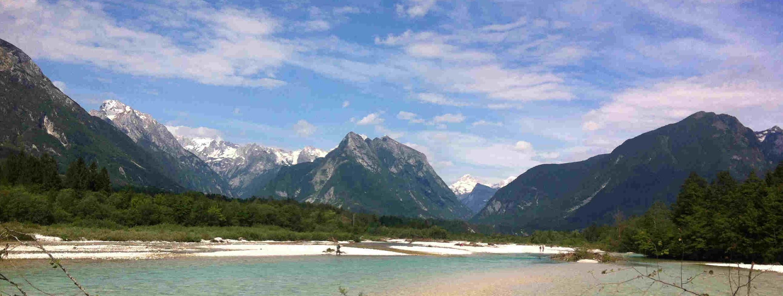 En este momento estás viendo Río Soča; pescando duendes y almas puras
