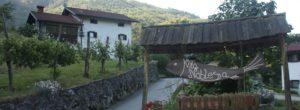 Respirando pesca en Eslovenia; Vila Noblesa = Branko Gasparin
