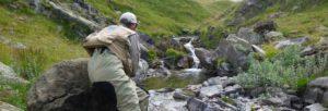 Fotos: Pescando en el Pirineo (Huesca)