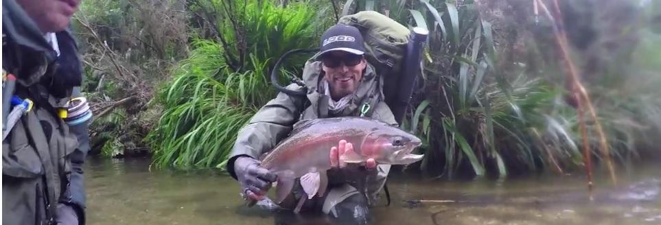 Pescado en la Red: Bad Weather Back Country