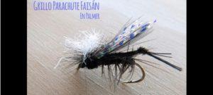 Vídeo Montaje: Grillo parachute faisan