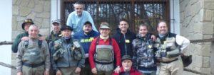Resumen curso de pesca al hilo (Pedret)