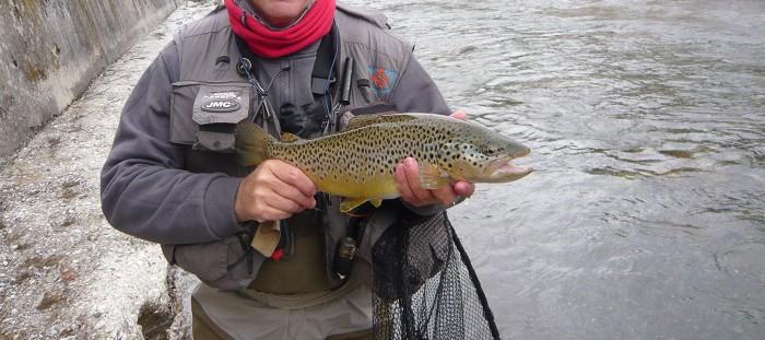 3 años de veda; Volvemos a pescar en el Valle de Aran, el río Garona VIVE…!!!
