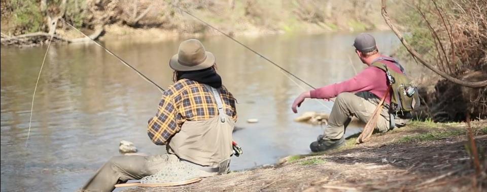 Pescado en la Red: Upstate Fly, Episode 1