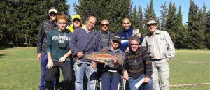 Cursos abiertos e individuales de pesca con caña de mosca 2017