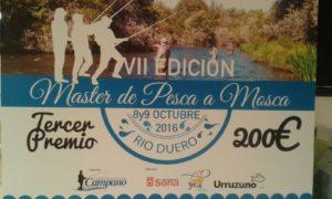 VII Master de Pesca a Mosca río Duero