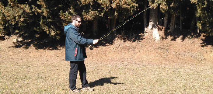 En este momento estás viendo Curso avanzado de lance con caña de mosca; Jaume Feixa