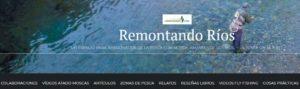 Resumen actividad Remontando Ríos 2018; vídeos, artículos, relatos…