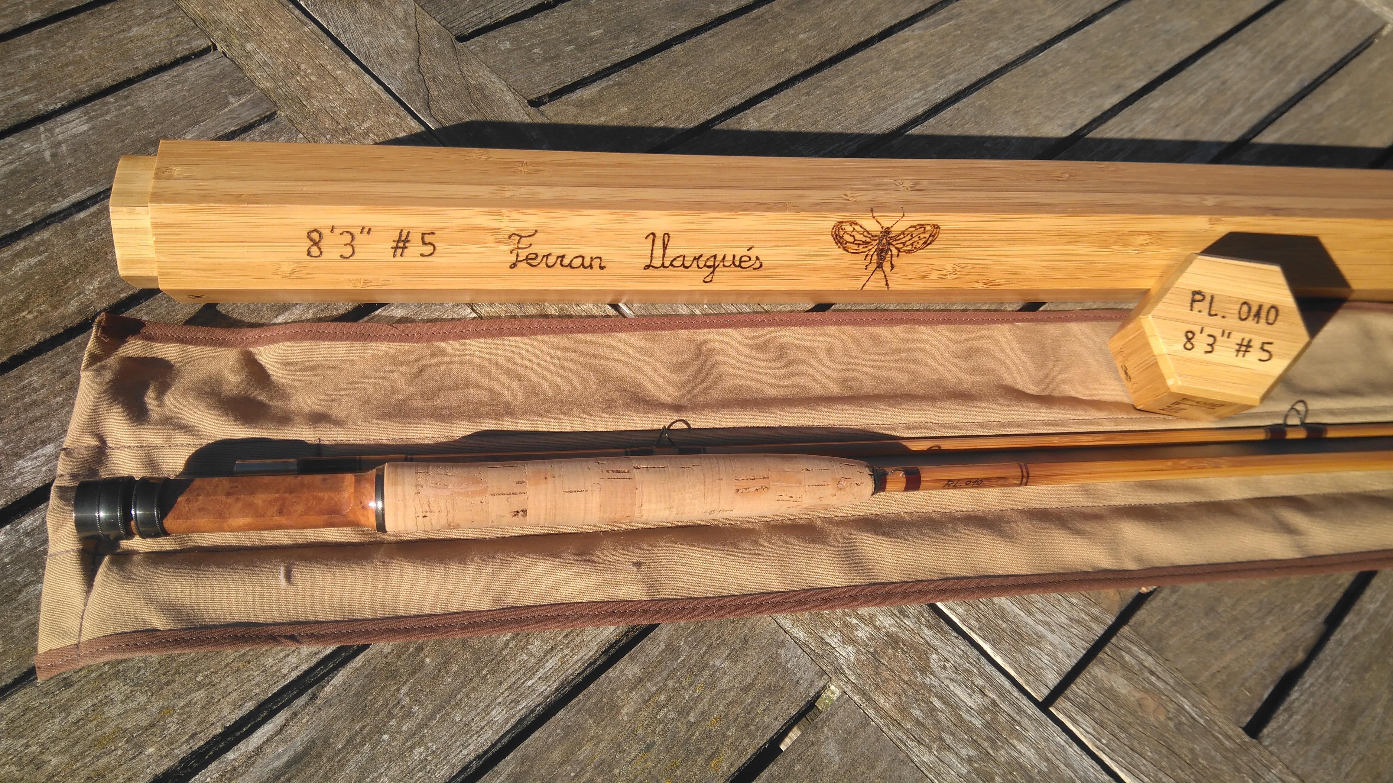 Caña de bambú y ahora estuche de bambú… Cierre e inicio de año