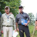 Juan Carlos Vaquer; Aprendiendo pesca a mosca