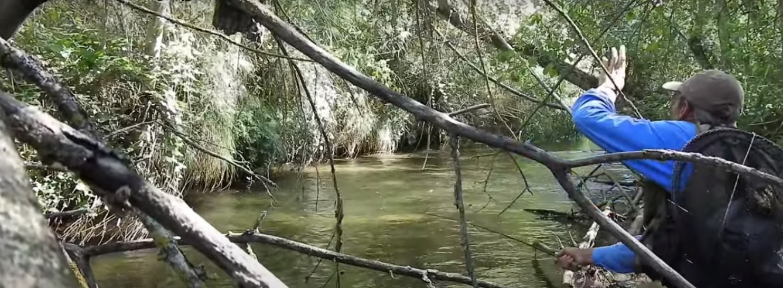 Vídeo: Fly Fishing in Holes | Técnicas de Pesca a Mosca Seca en Ríos Pequeños